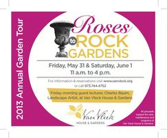 """Roses To Rock Gardens"" - Montclair and Glen Ridge Garden Tour"