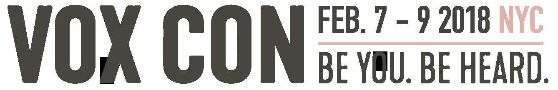 VoxCon 2018