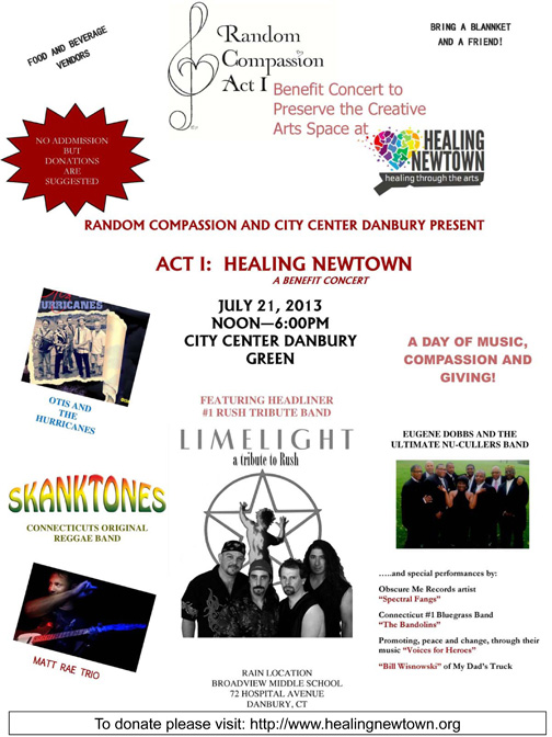 A Concert for HealingNewtown