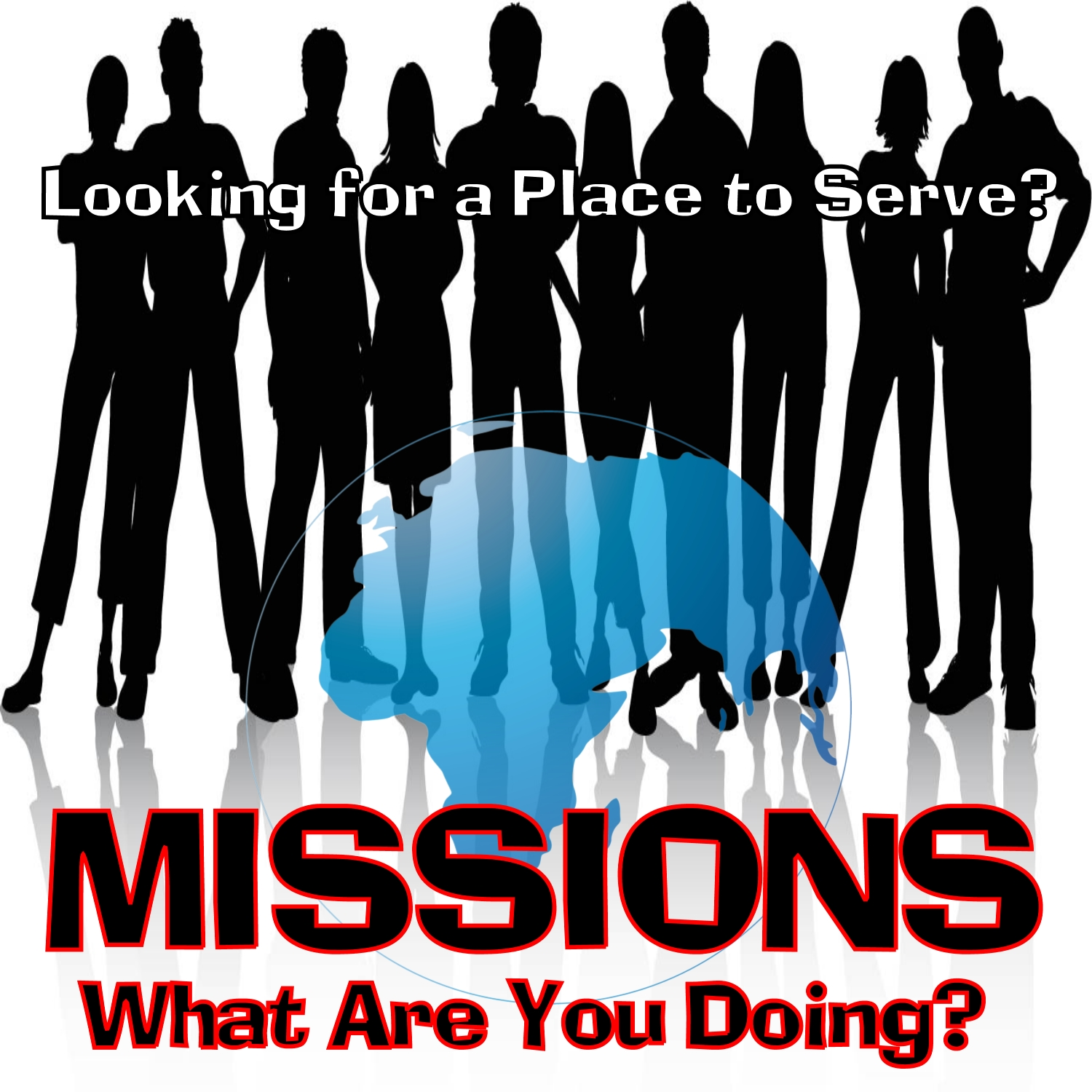 Work is Mission