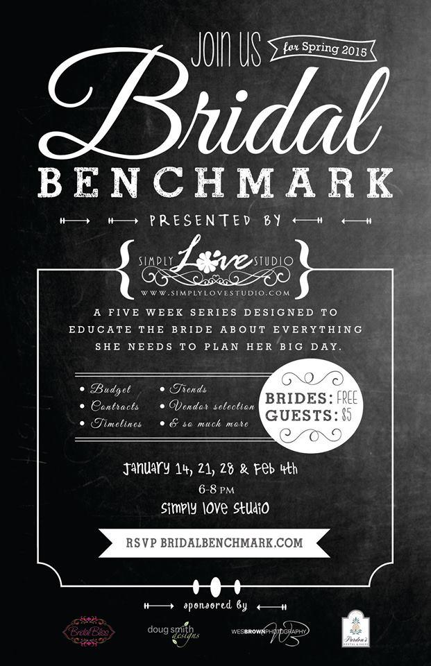 Spring 2015 Bridal Benchmark