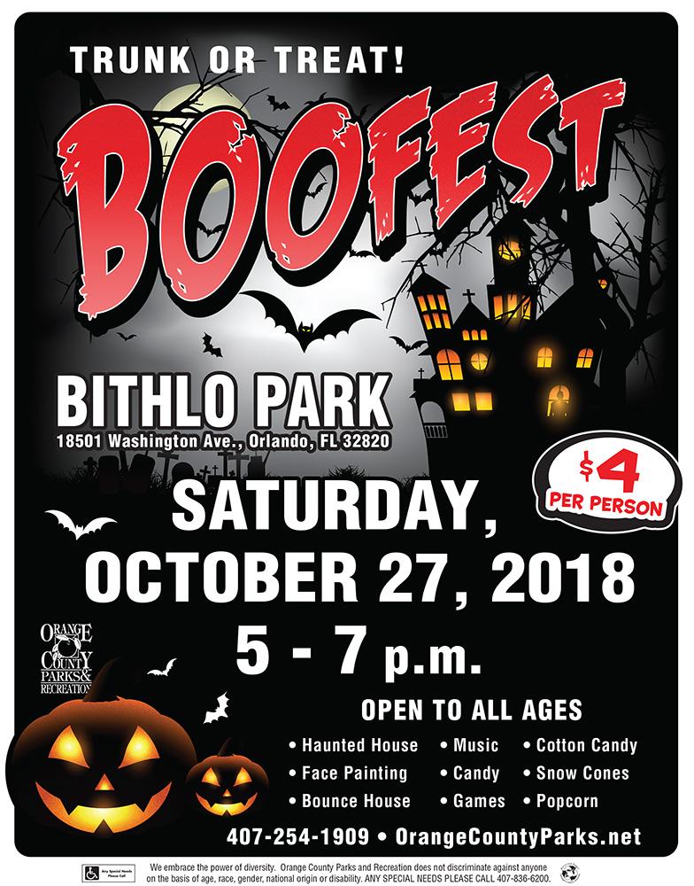 BooFest Bithlo Halloween