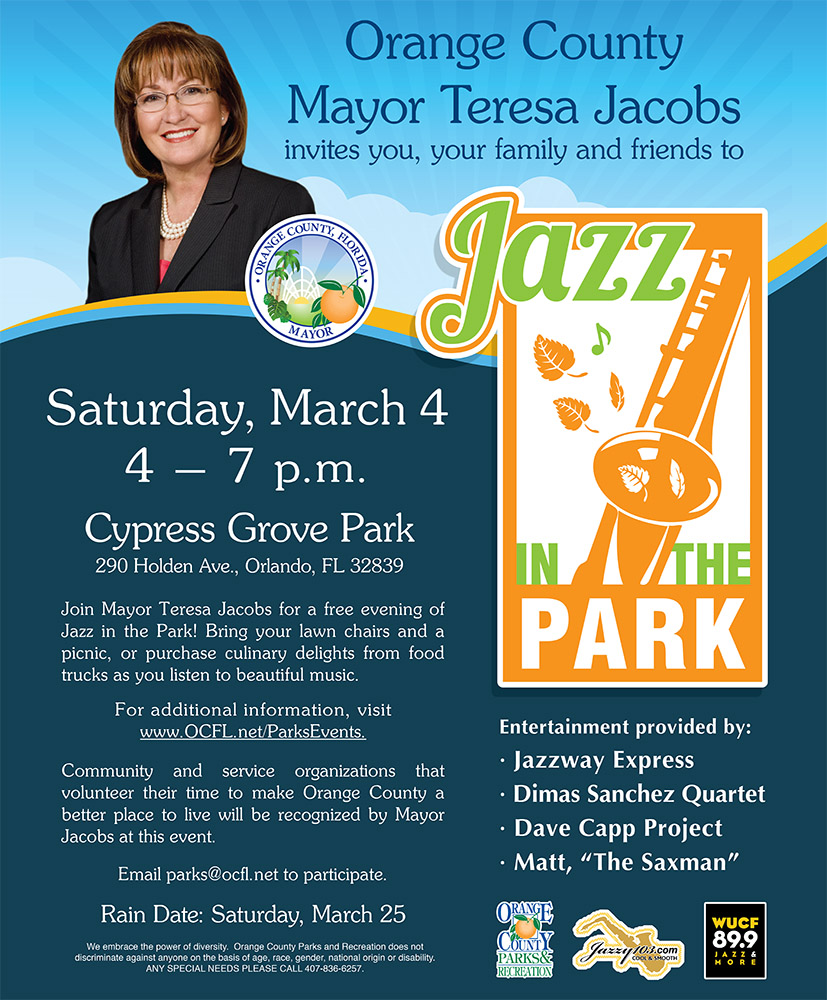 2017 jazz in the Park