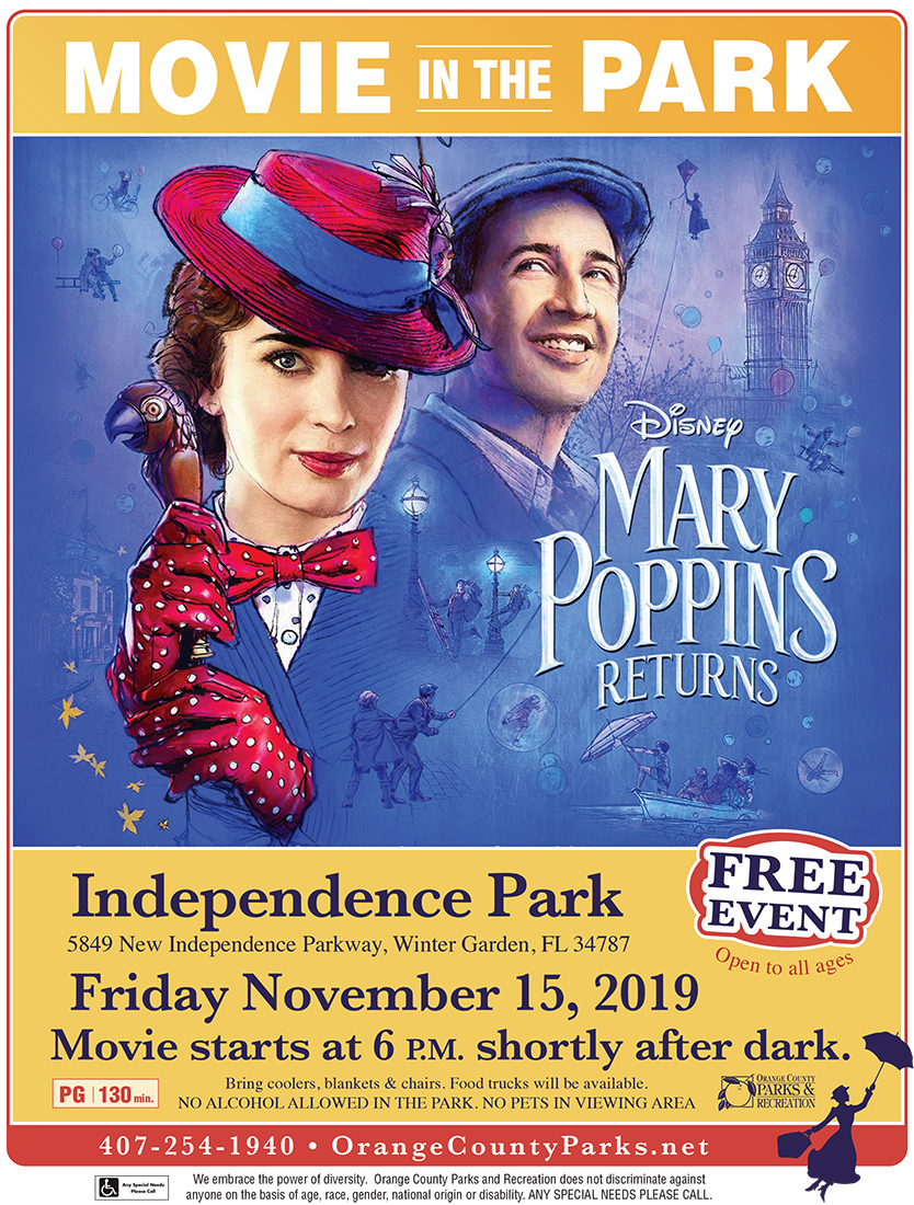 Mary Poppins Independence Park
