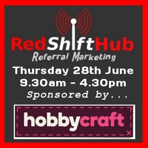 RedShift Hub sponsored by Hobbycraft