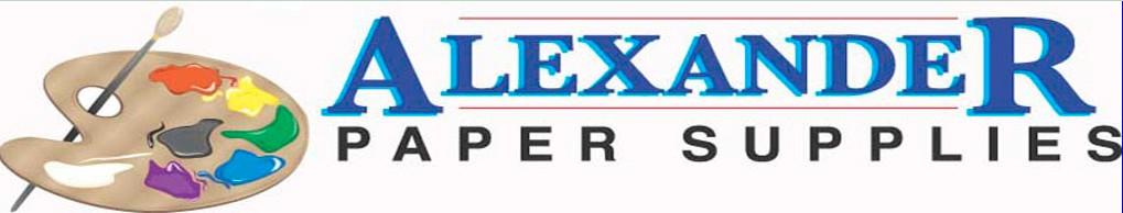 Alexander paper supplies