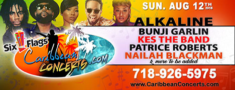 Caribbean Concerts on Aug 12, 2018
