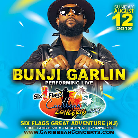 Bunji Garlin LIVE at Caribbean Concerts