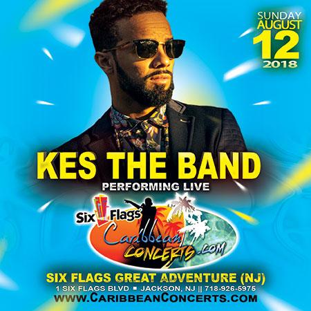 Kes The Band LIVE at Caribbean Concerts