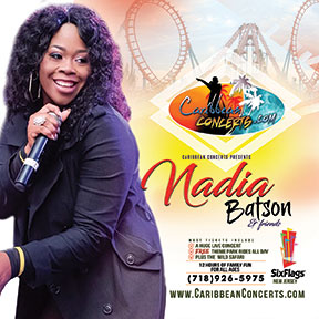 Nadia Batson & more - Caribbean Concert at Six Flags 2019