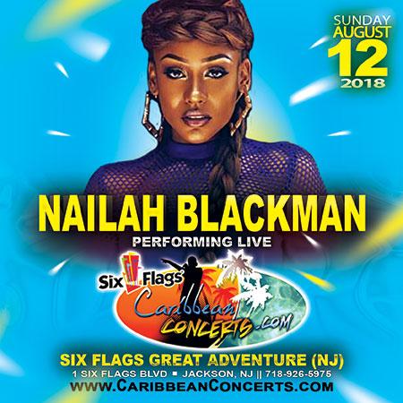 Nailah Blackman LIVE at Caribbean Concerts