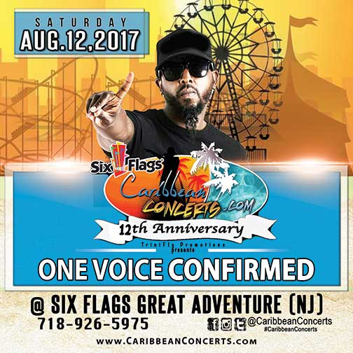 ONE VOICE LIVE at PPW Jam on June 11, 2017