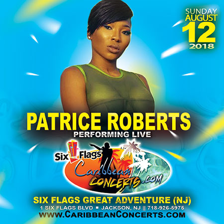 Patrice Roberts LIVE at Caribbean Concerts