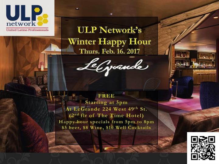 ULP Network's Winter Happy Hour 2017