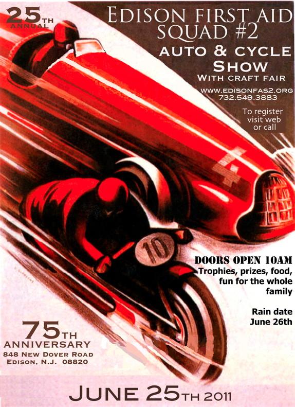 25th Annual Springfest Classic Car Show