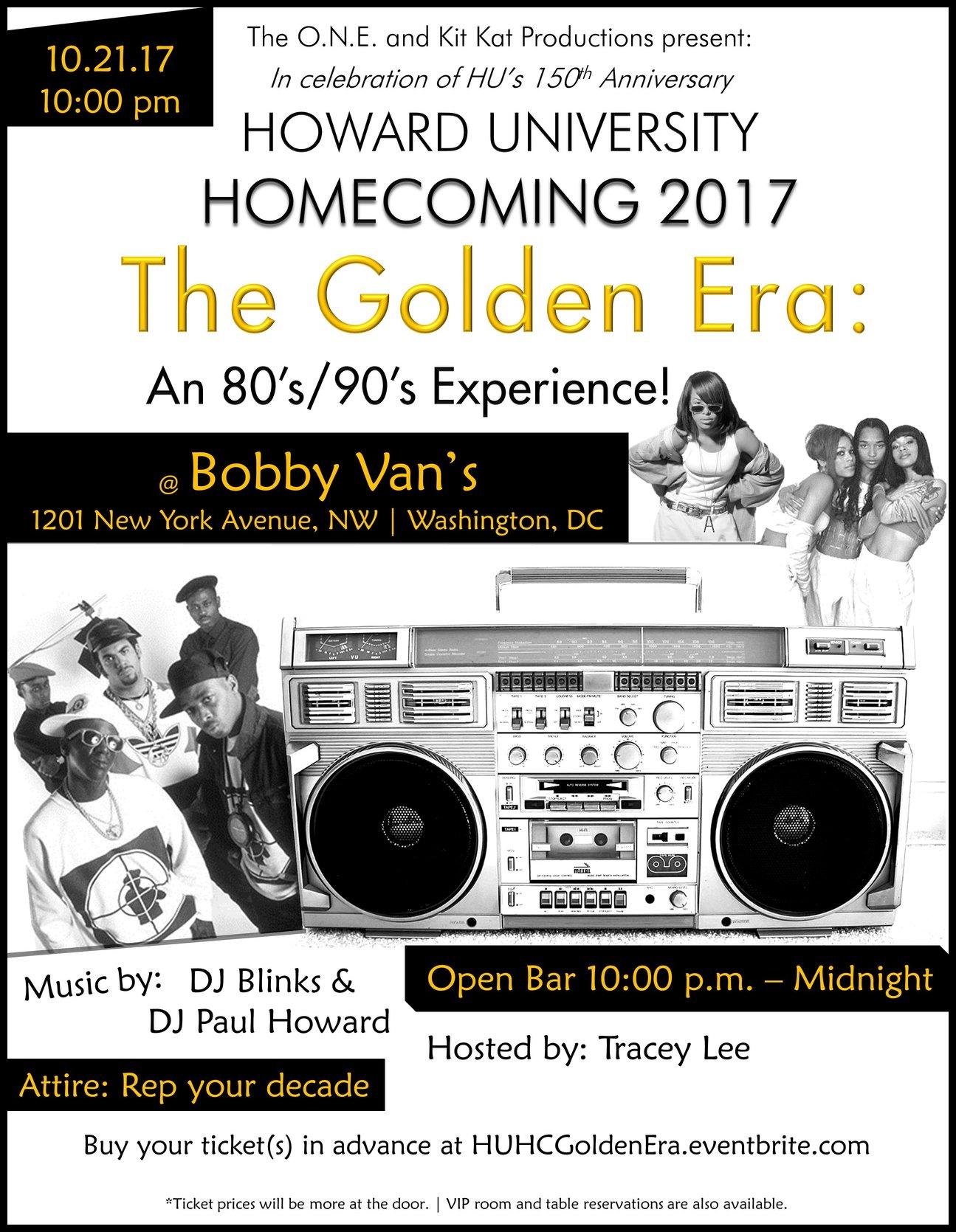 Golden Era Flyer