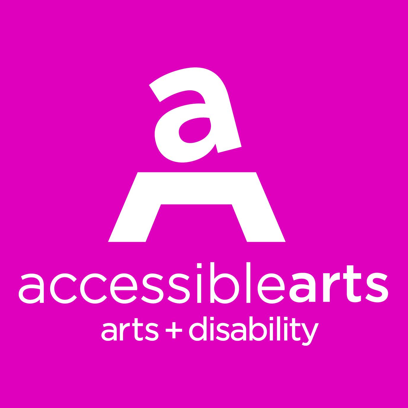 accessible arts logo