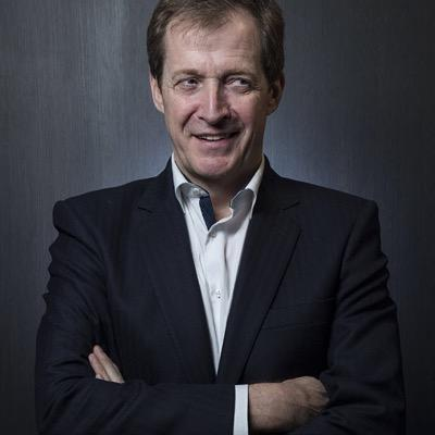 Alastair Campbell, former Press Secretary to former Prime Minister Tony Blair