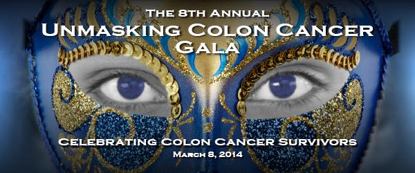 2014 Unmasking Colon Cancer Gala