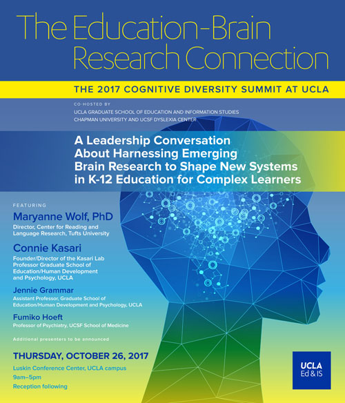 The Education-Brain Research Connection at UCLA