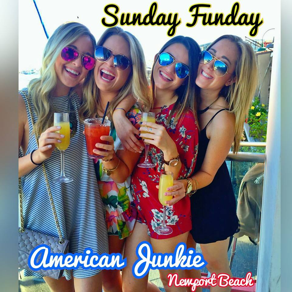 Sunday Funday | Newport Beach | Orange County Events