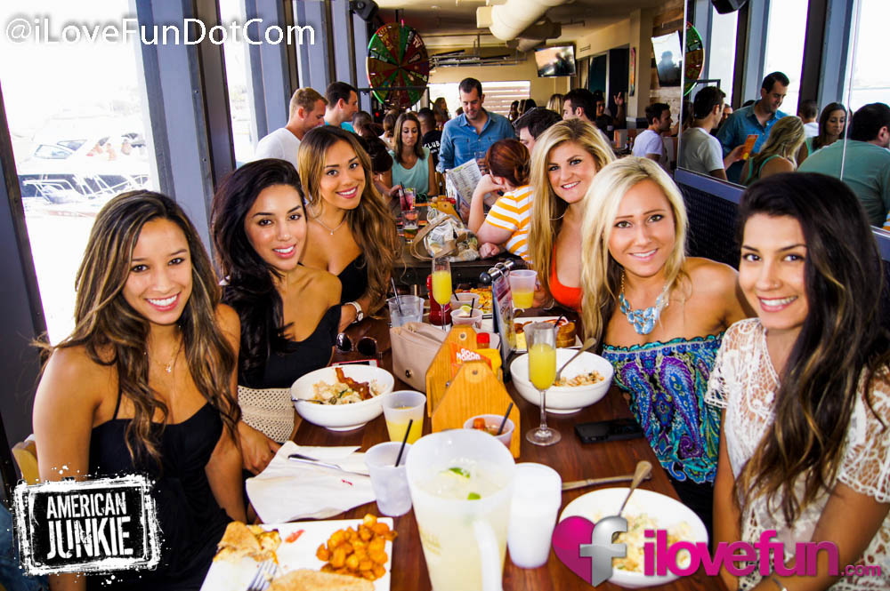 Orange County Sunday Brunch