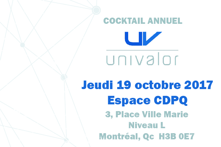Invitation cocktail 2017