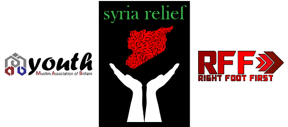 Brought to you by MAB Youth & RFF - Event proceeds to Syria Relief