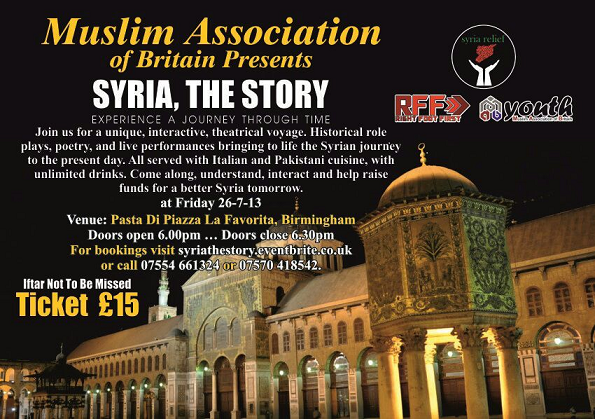 Syria The Story - Experience a journey through time!