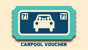 Carpool Voucher