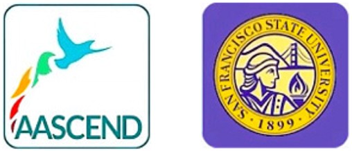 AASCEND & SF State Logos