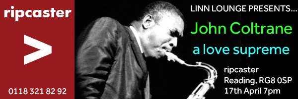 Linn Lounge Presents John Coltrane - A Love Supreme