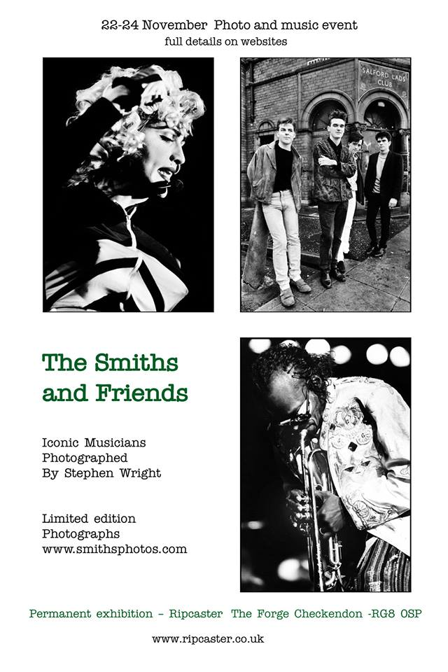 The Smiths and Friends Music Evening
