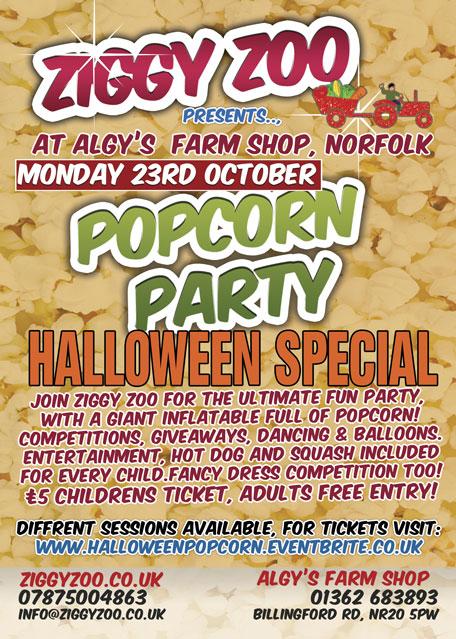 popcorn party norfolk
