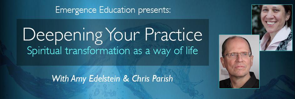 Deepening Your Practice Meditation & Spiritual Instruction