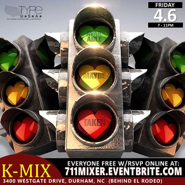 7-11 Traffic Light Mixer