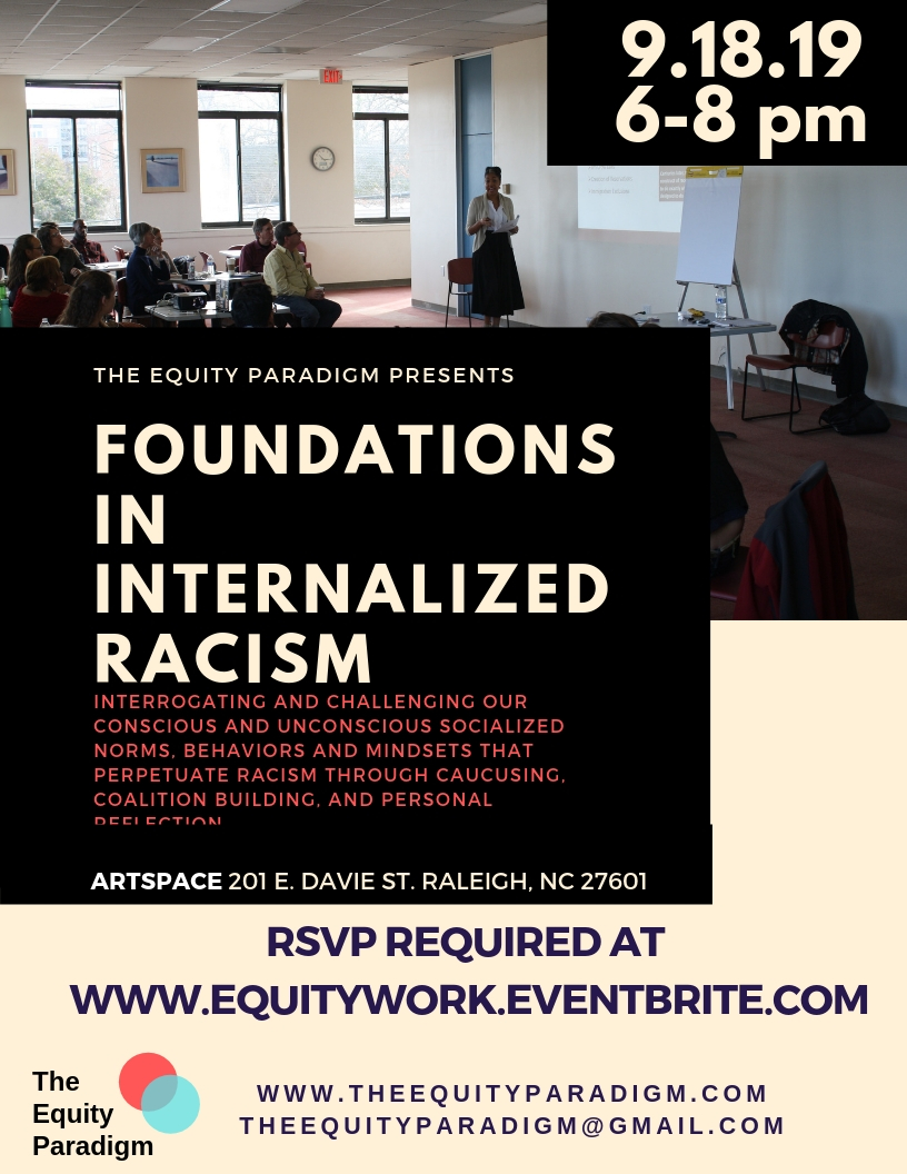 Foundations in Internalized Racism