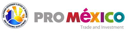 GoBiz - ProMexico Logos