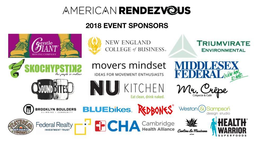 ARDV 2018 Sponsors