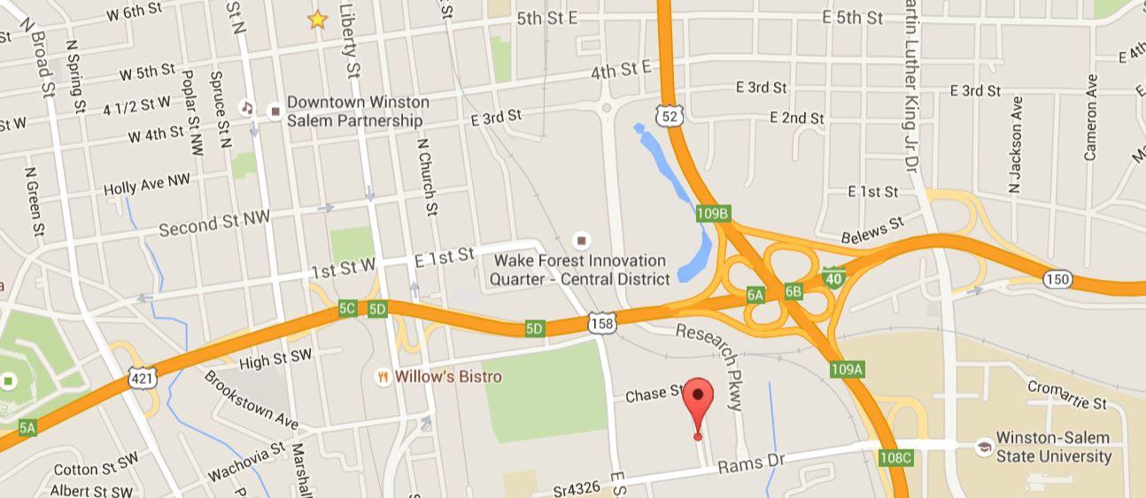 CDI Google Map
