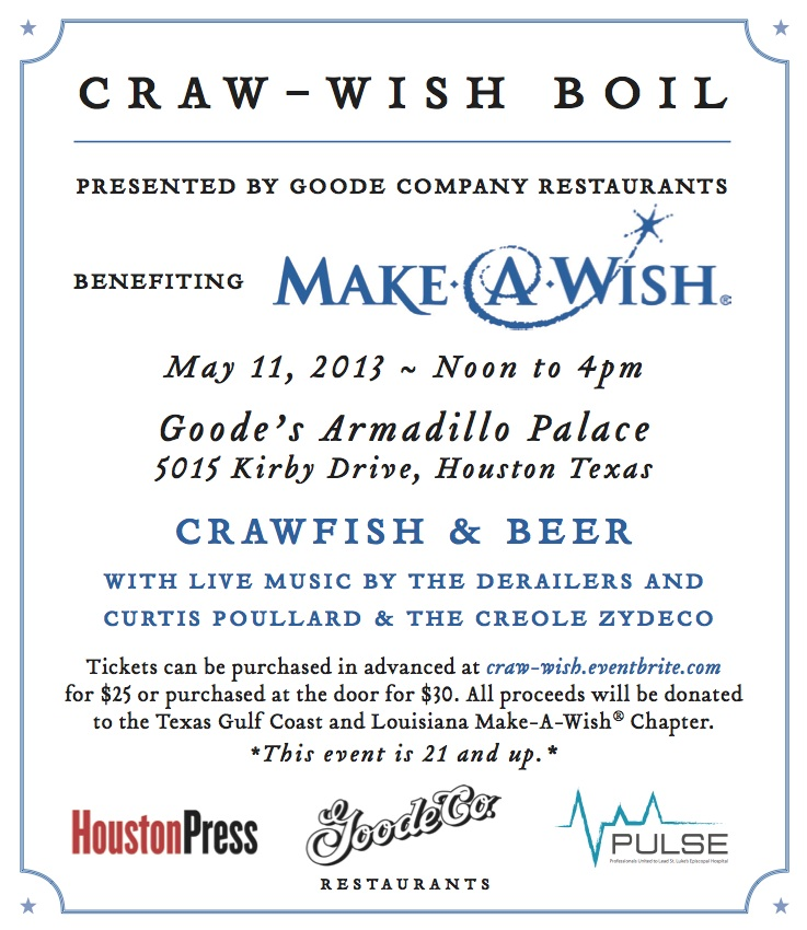 Goode Company BBQ Craw-Wish Boil