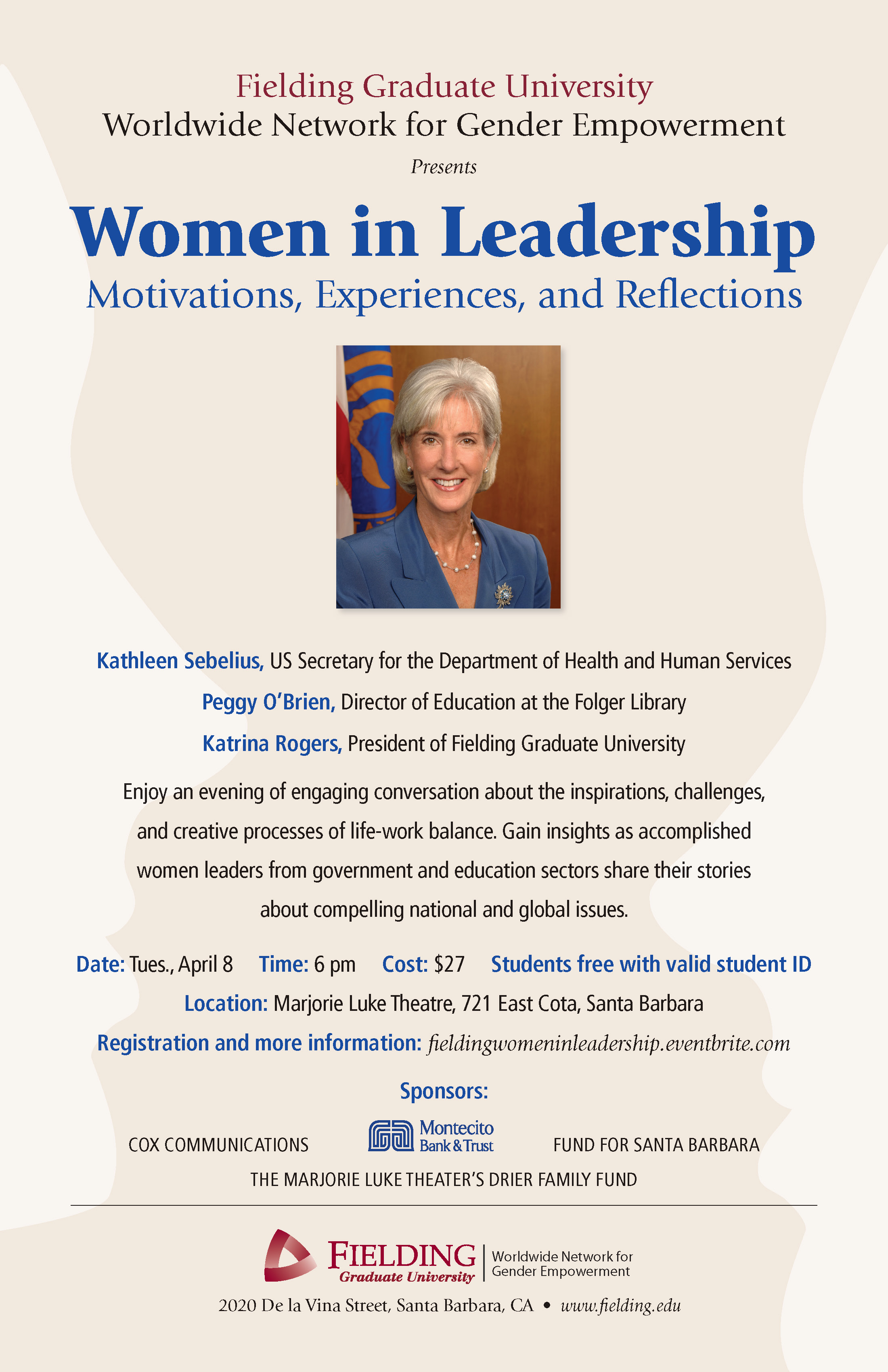 Updated Sebelius Ad Student discount