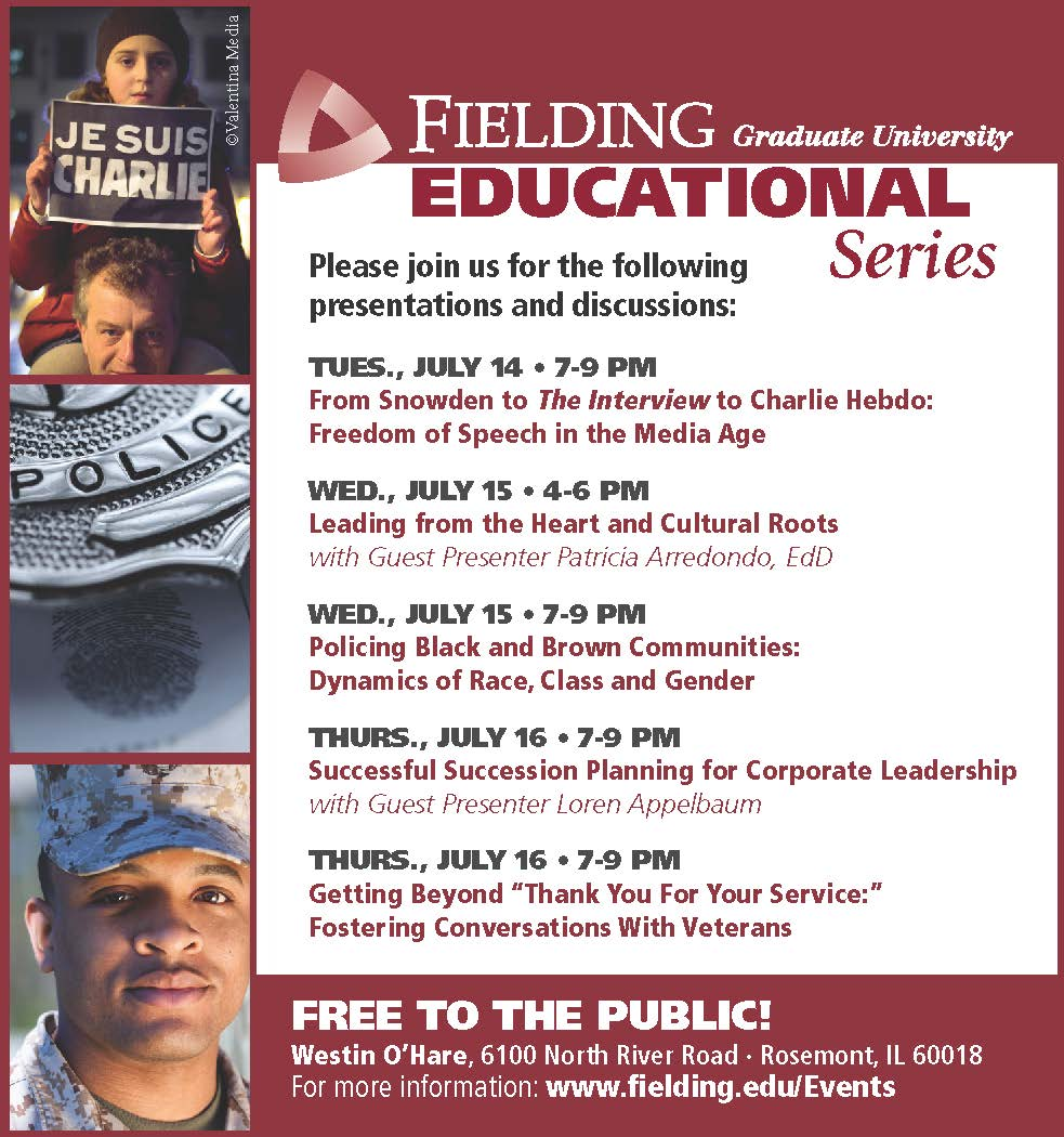 Fielding Educational Series 2015