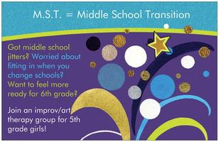 M.S.T. - Middle School Transition Group