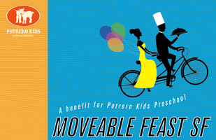 Moveable Feast SF 6/25/13 Babysitting