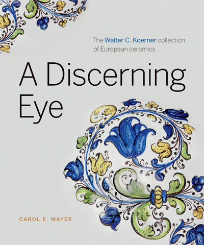 A Discerning Eye Book Cover