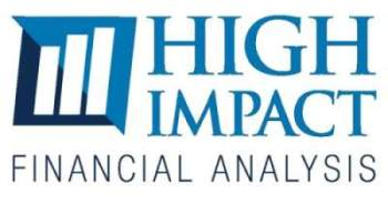 High Impact Financial Analysis