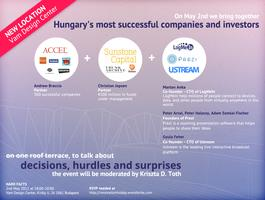 Hungary's most successful companies and investors tell...