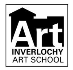 Inverlochy Art School logo