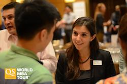 QS World MBA Tour
